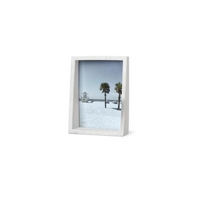 Fotorámeček EDGE MARBLE 13x18 bílý mramor_2