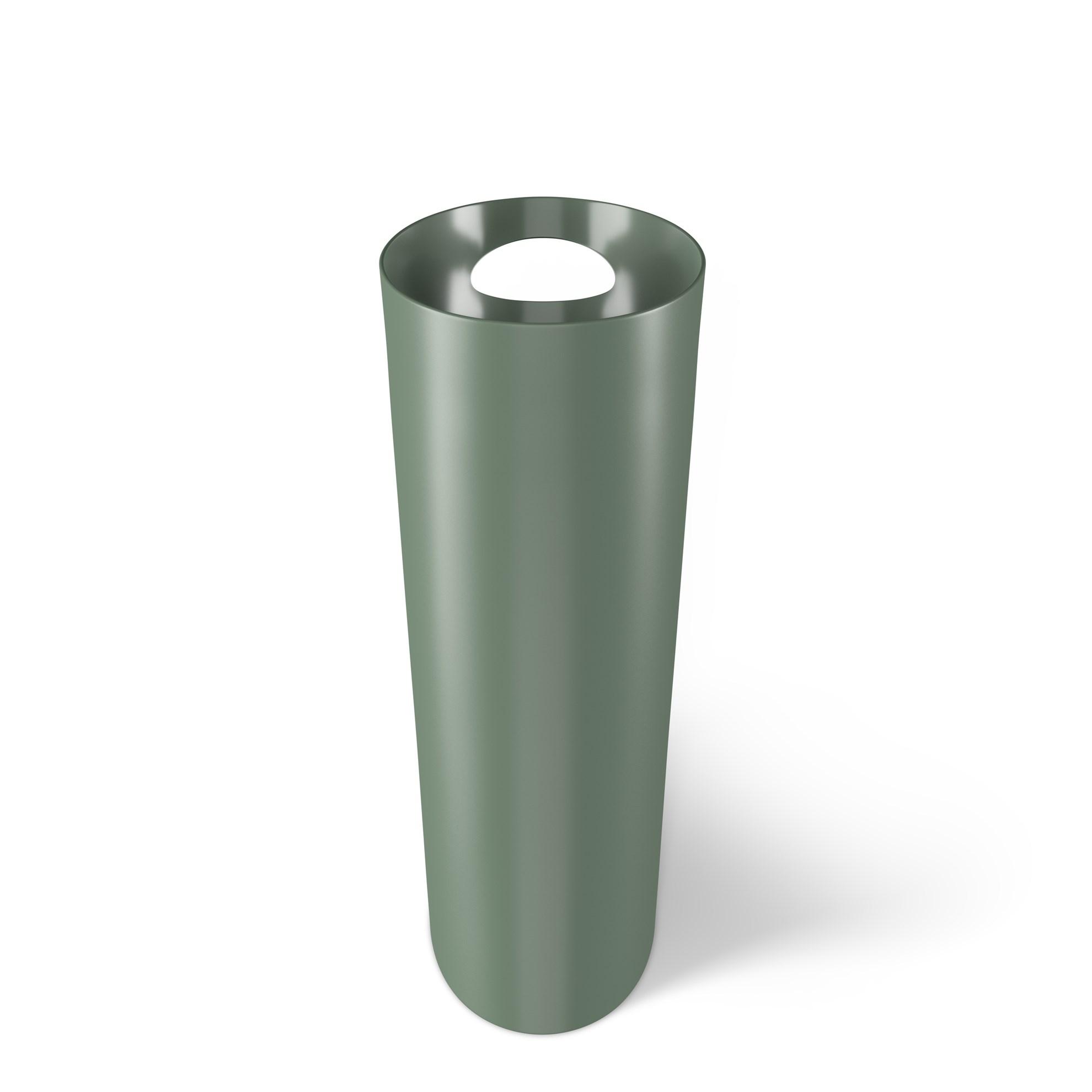 Odpadkový koš SKINNY 7,5 l zelený_2