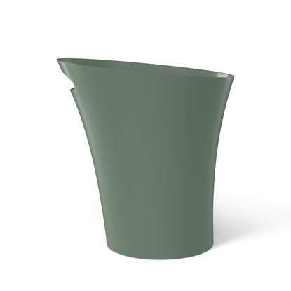 Odpadkový koš SKINNY 7,5 l zelený_4