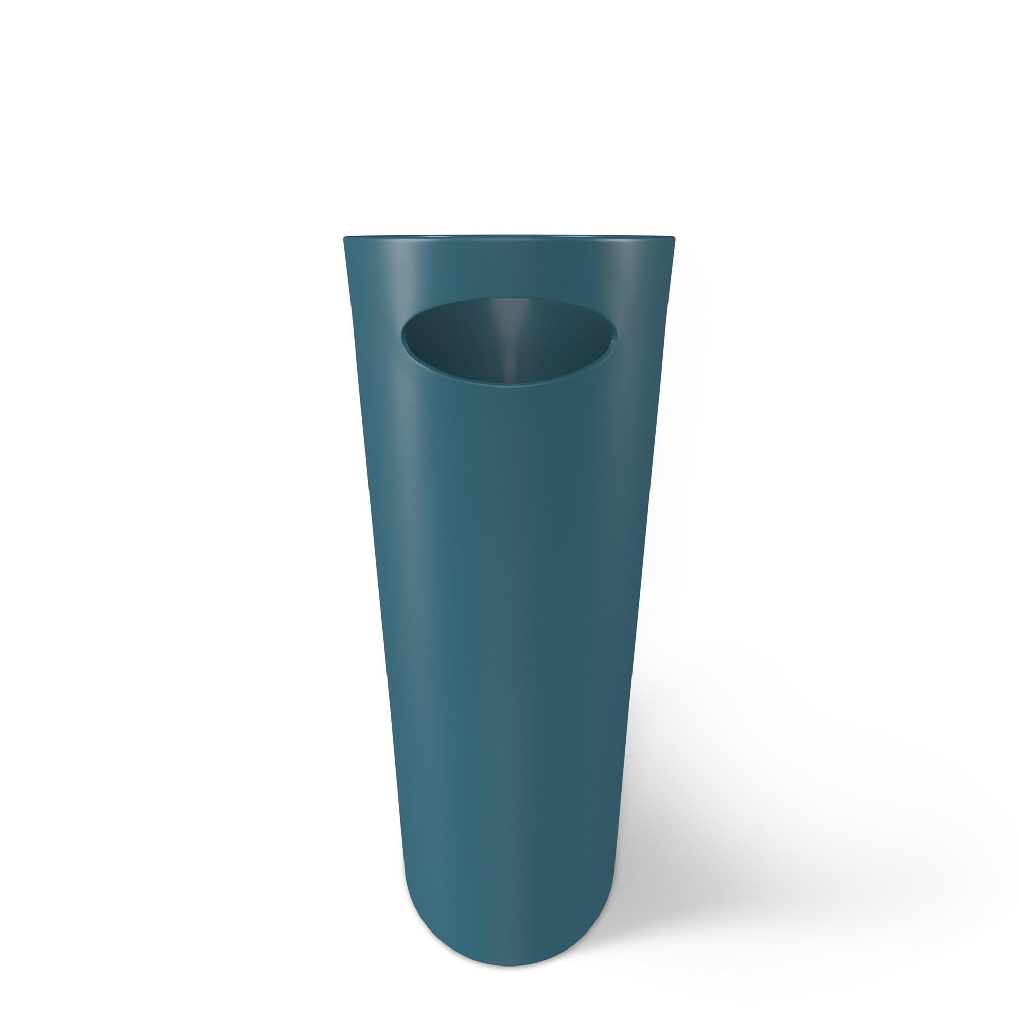 Odpadkový koš SKINNY 7,5 l modrý_1
