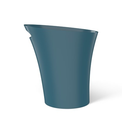 Odpadkový koš SKINNY 7,5 l modrý_4