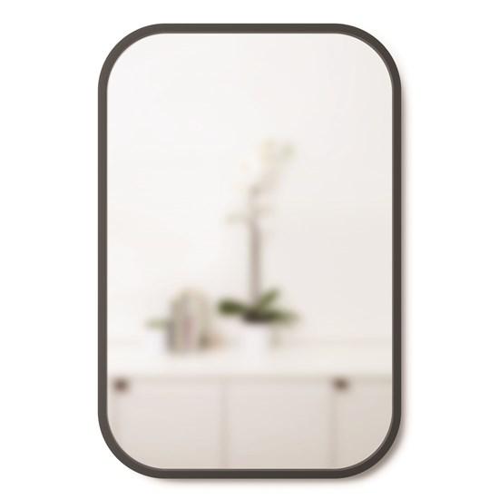 Zrcadlo HUB 61x91 cm černé_1