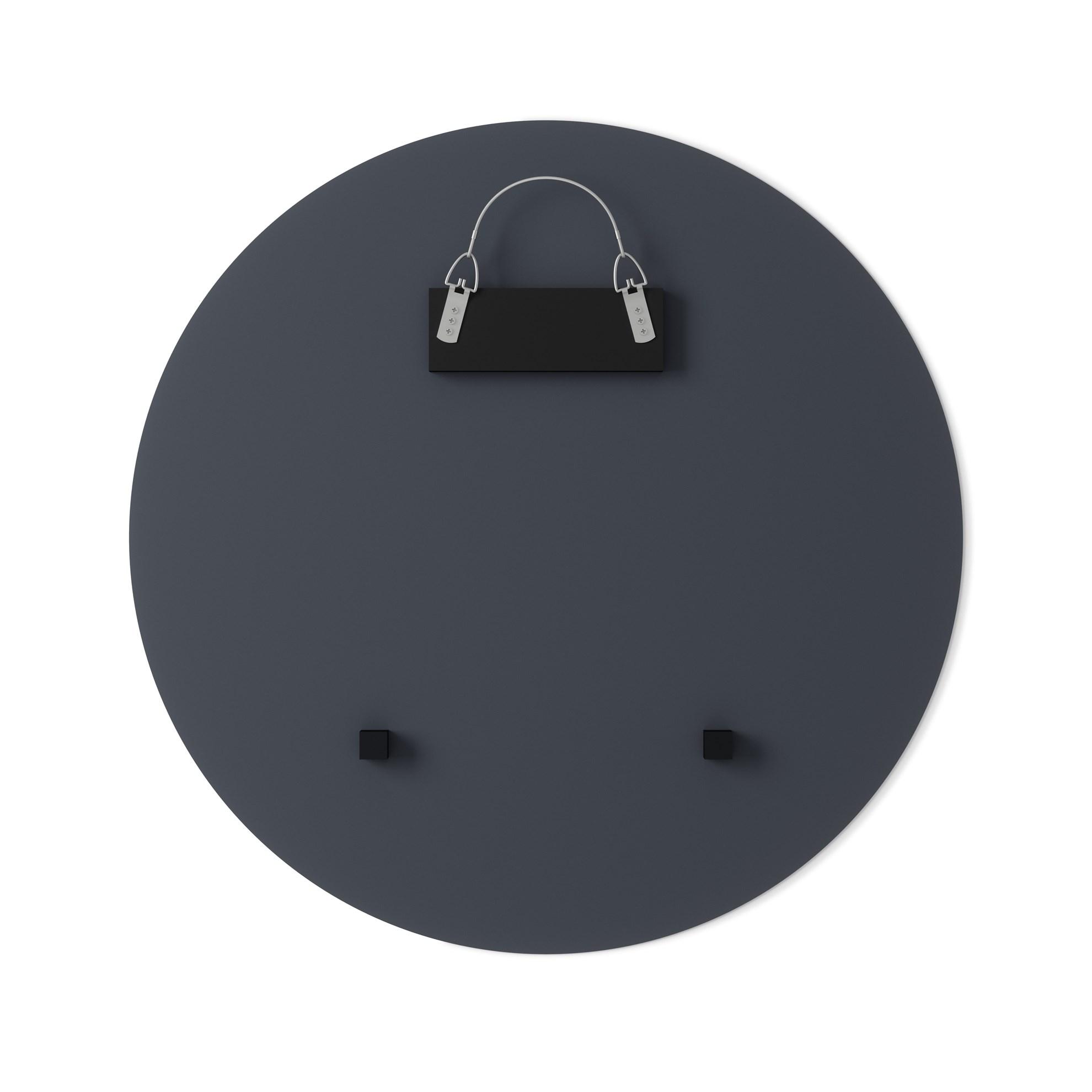 Zrcadlo HUB BEVY 61 cm měděné_0