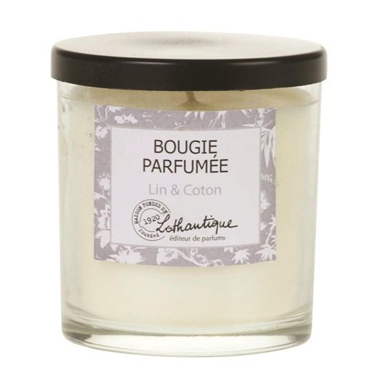 Vonná svíčka 160 g Linen&Cotton - L`editeur de parfums_0