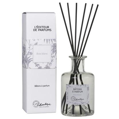 Vonný difuzér s černými dřívky 200 ml White wood - L`editeur de parfums_0