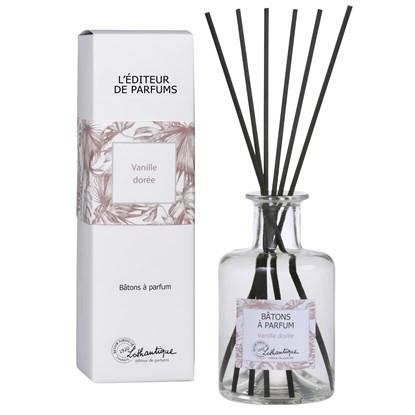 Vonný difuzér s černými dřívky 200 ml Golden Vanilla - L`editeur de parfums_0