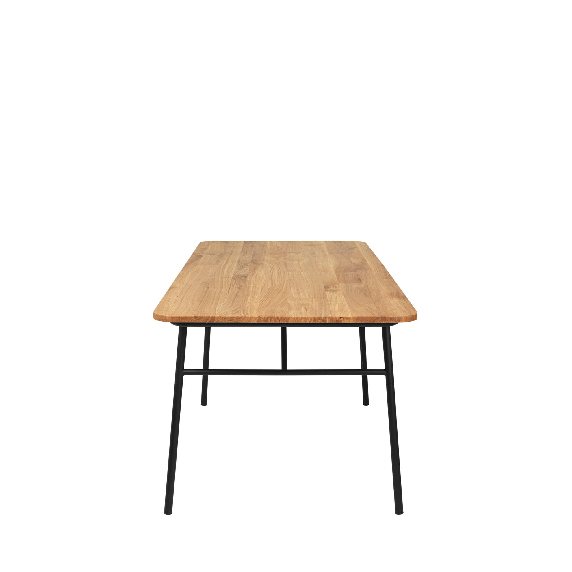 Deska pro jídelné stůl MOON OAK (pouze deska)_1