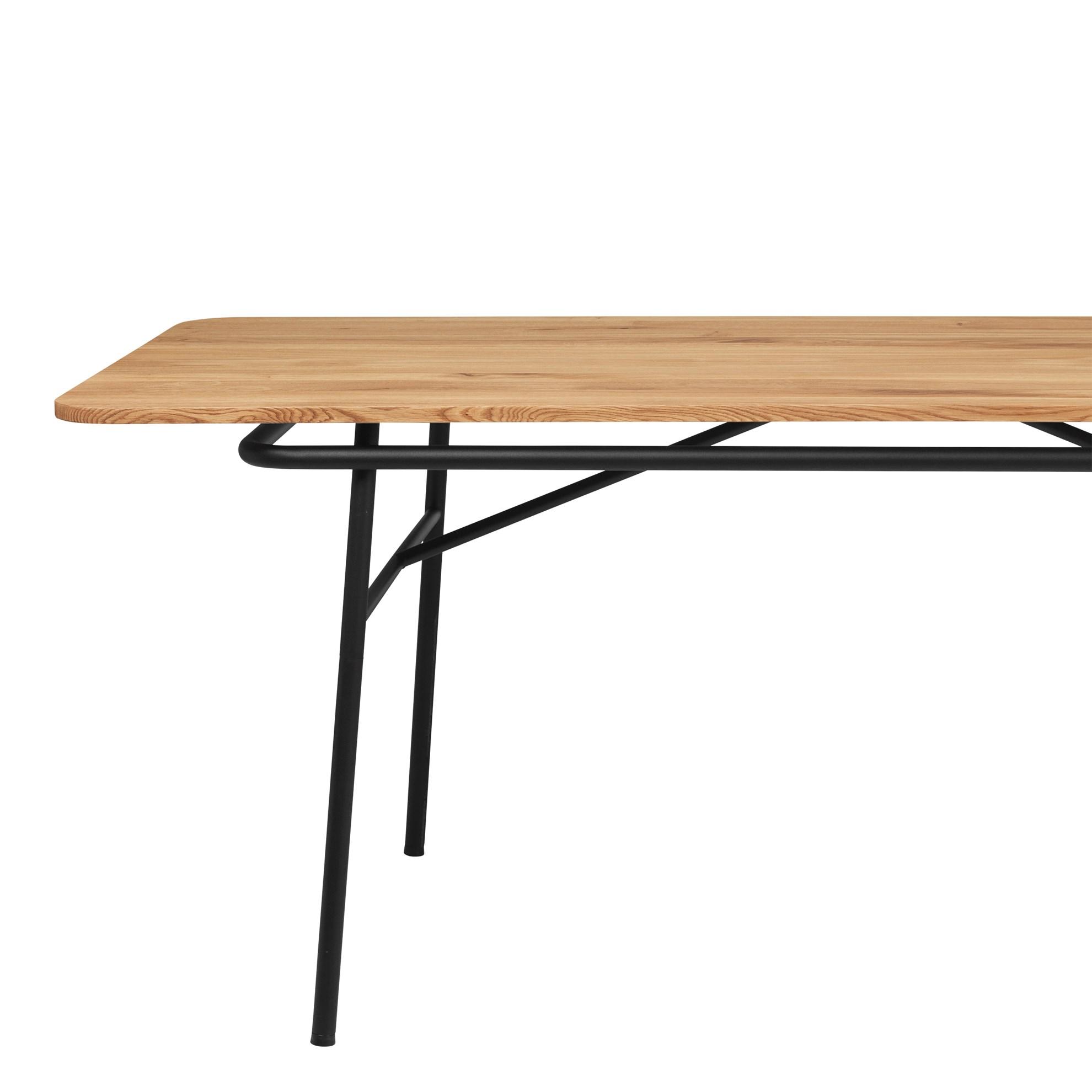 Deska pro jídelné stůl MOON OAK (pouze deska)_2