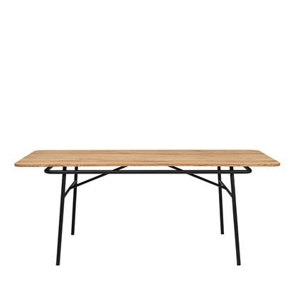 Deska pro jídelné stůl MOON OAK (pouze deska)_5