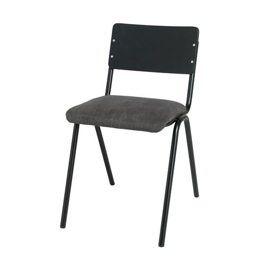 Židle  OLE BLACK_0