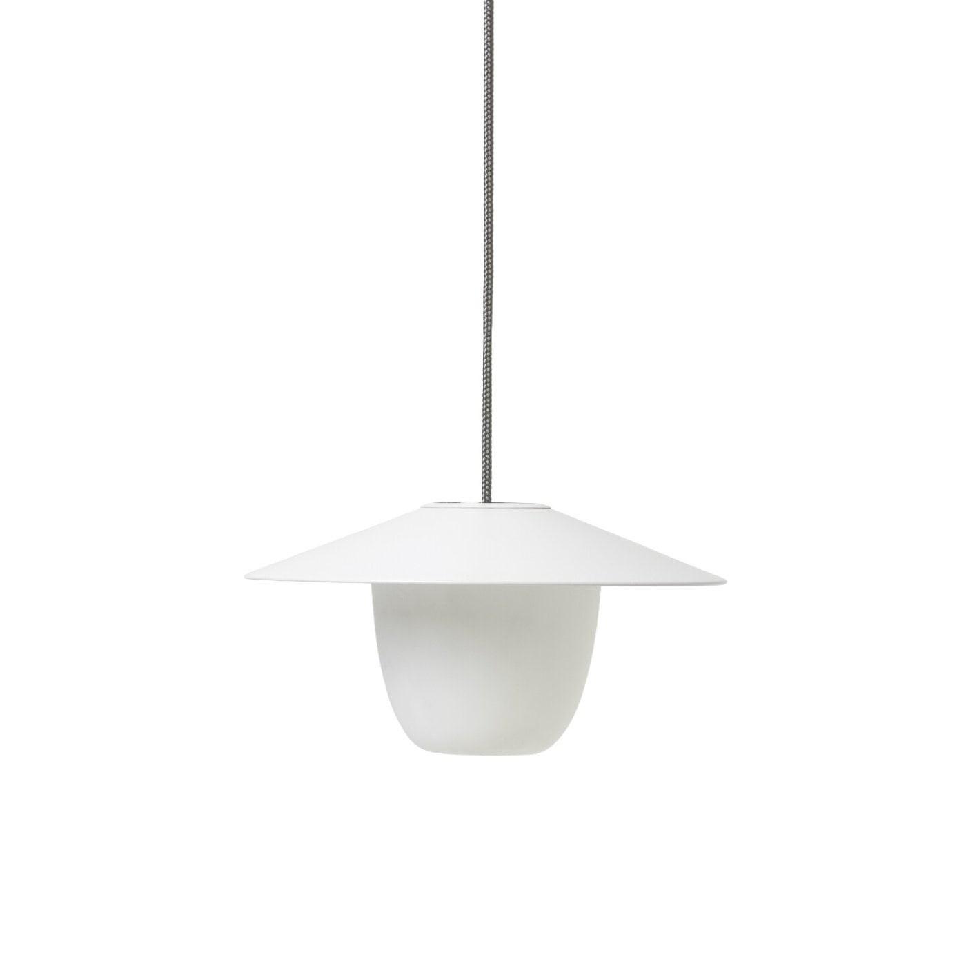 Obrázek z Přenosná LED lampa 120 cm bílá
