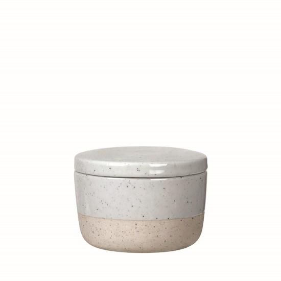 Cukřenka s víčkem SABLO 8,5 cm_0