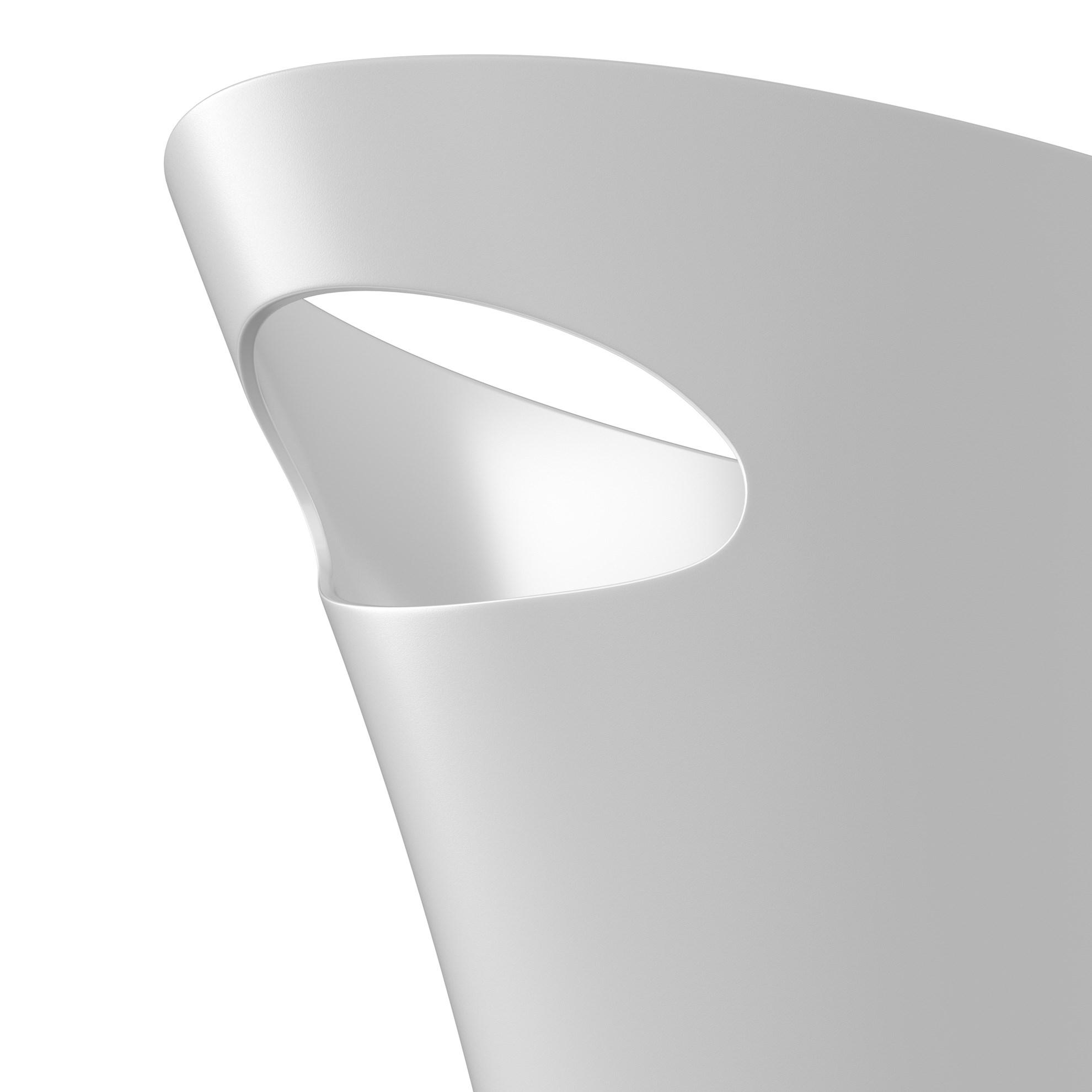 Odpadkový koš SKINNY 7,5 l bílý_3