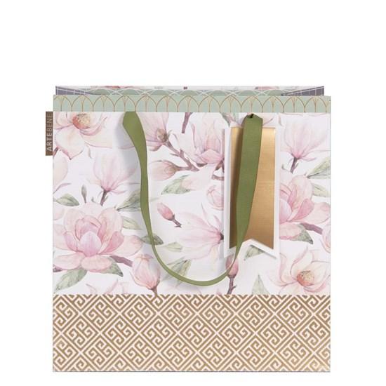 Kvalitní dárková taška 25x25x11 cm Finest Magnolie_0