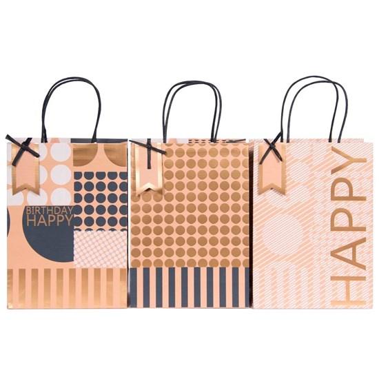 Kvalitní dárkové tašky SET/3ks_0