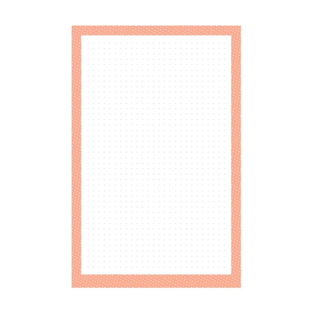 Poznámkový blok 11,5x20 cm, 60 listů_0