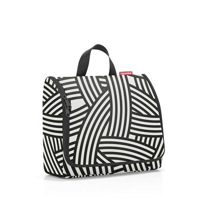 Kosmetická taška Toiletbag XL zebra_0