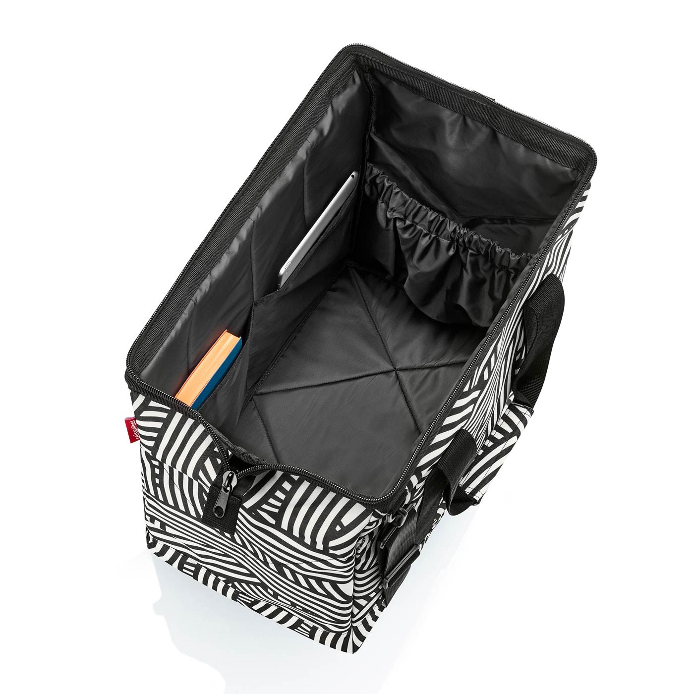 Cestovní taška Allrounder L zebra_0