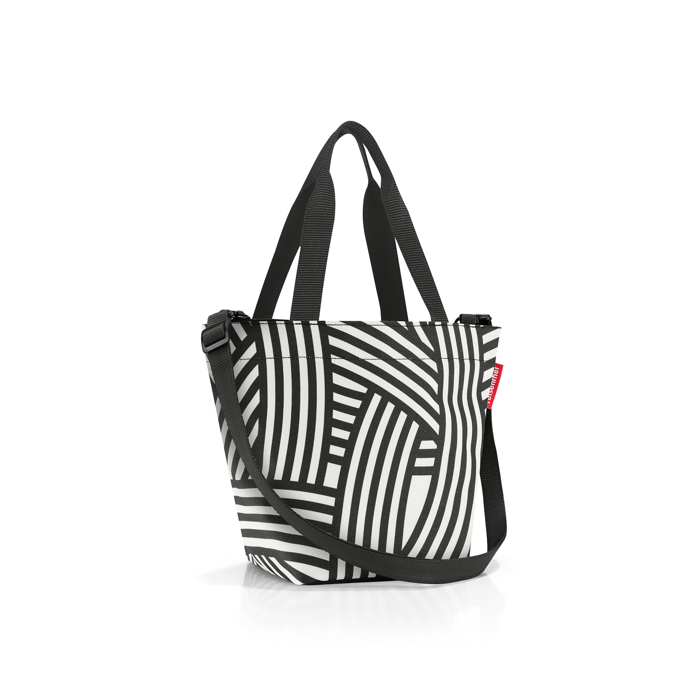 Taška/kabelka Shopper XS zebra_0