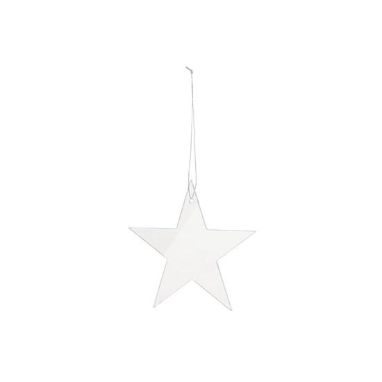 Čirá hvězda na zavěšení P. 9 cm_0