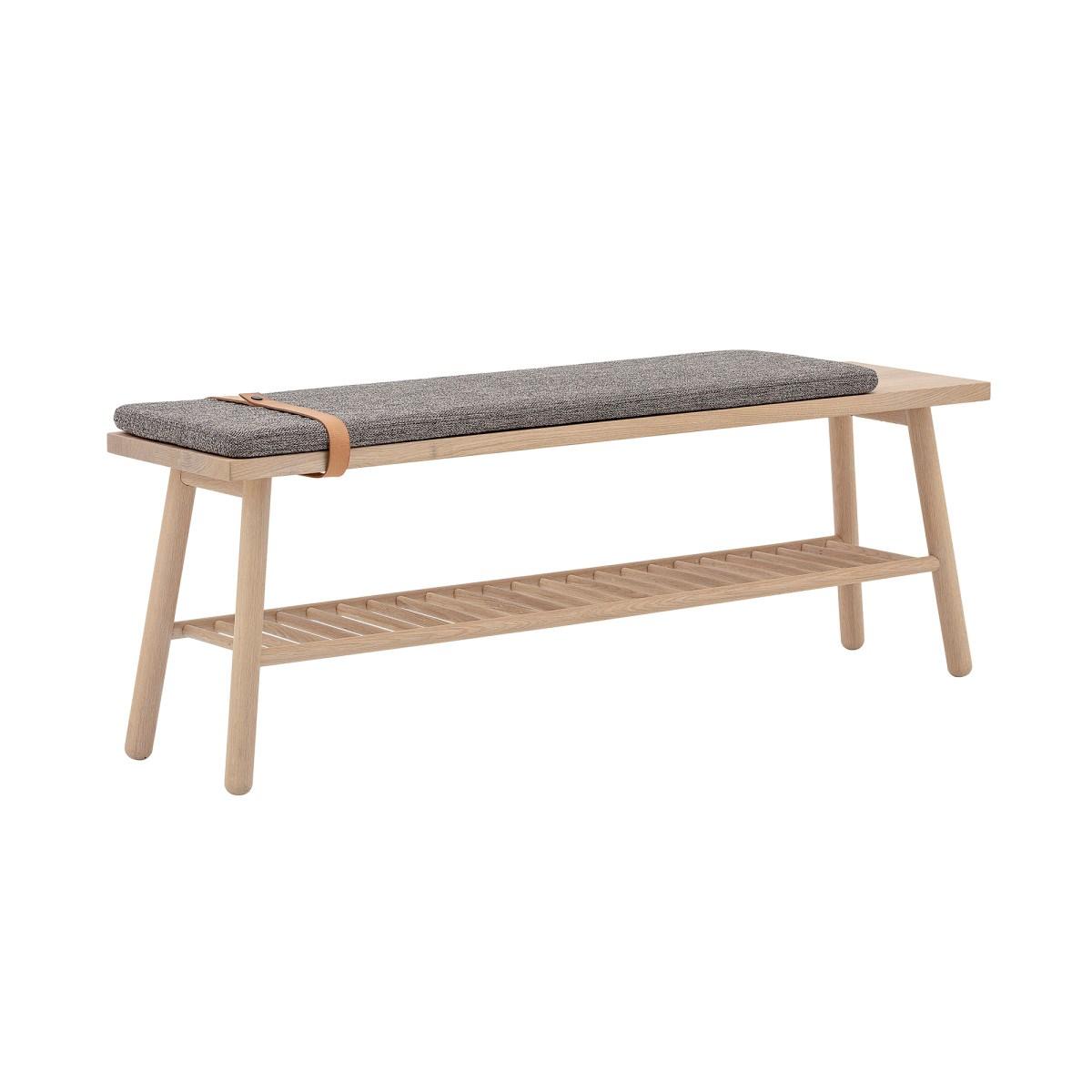 Lavice Pedro z dubového dřeva_2