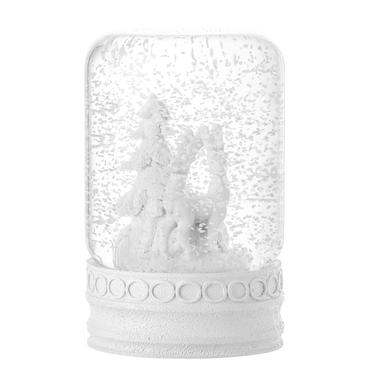 Sněhové těžítko Snow Globe_1