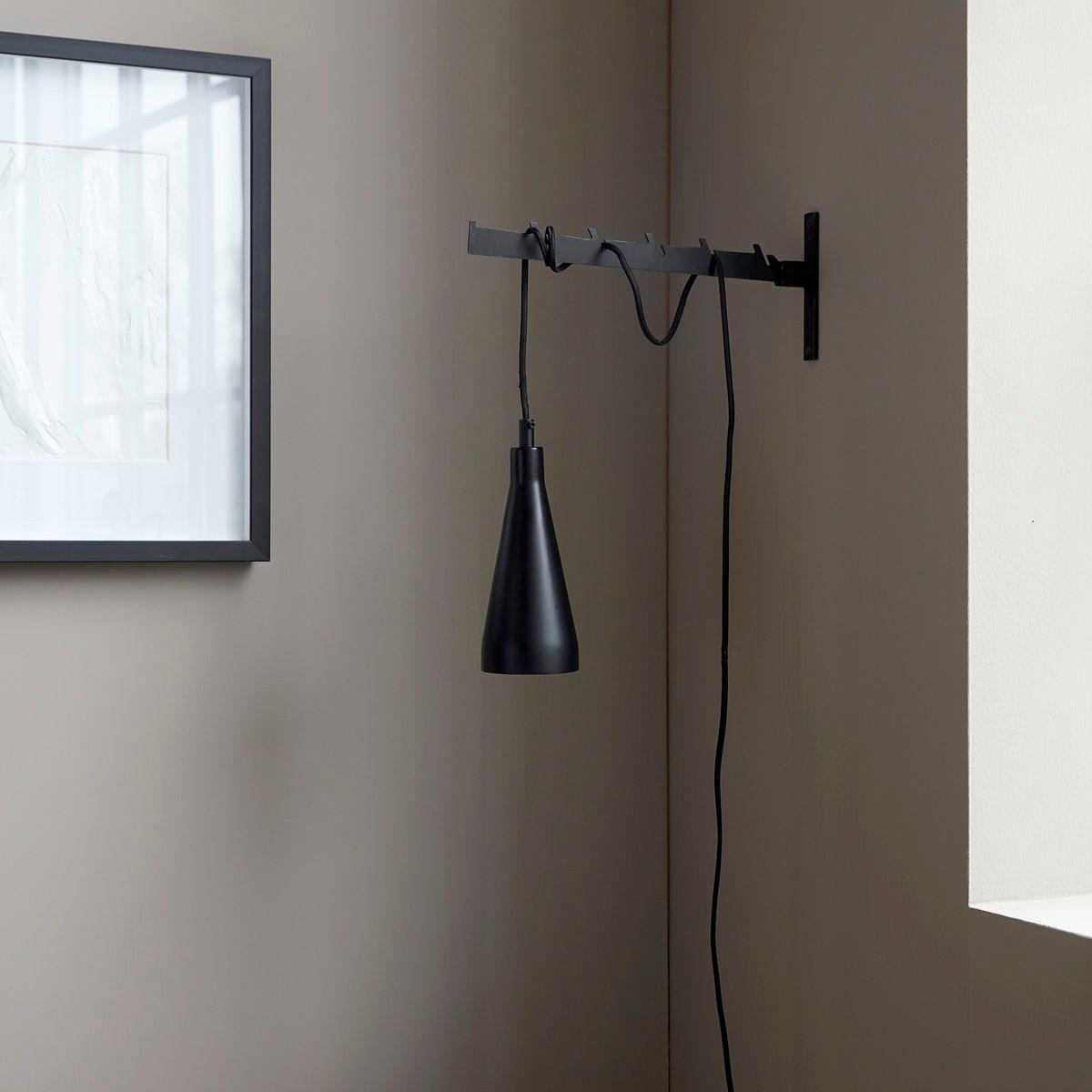 Háček na stěnu na zavěšení světla PURI_1