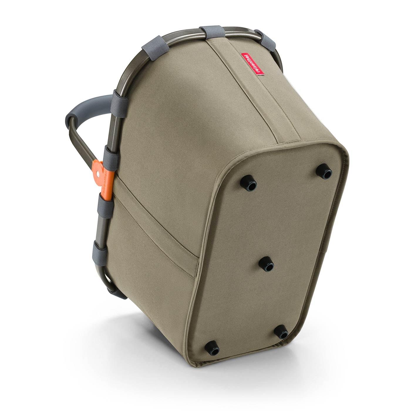 Nákupní košík Carrybag frame olive green_1