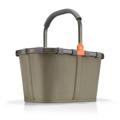 Nákupní košík Carrybag frame olive green_3