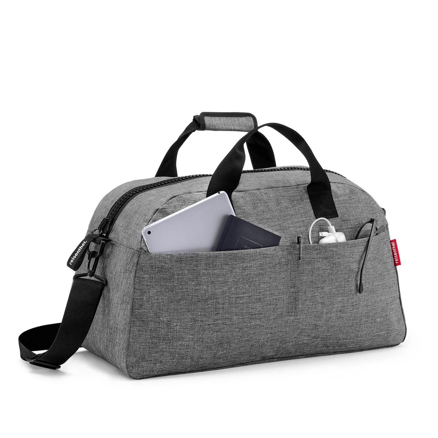 Cestovní taška Overnighter twist silver_1