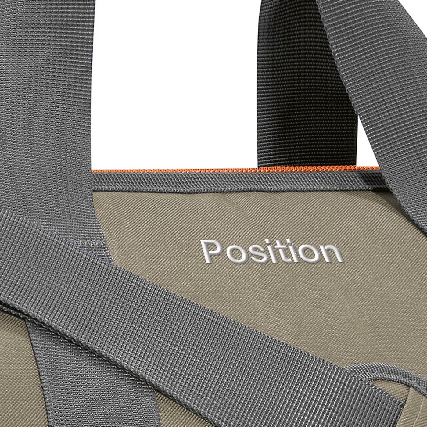 Cestovní taška Allrounder L olive green_2