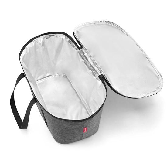 Termotaška Coolerbag twist silver_0
