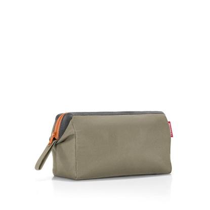 Kosmetická taška Travelcosmetic olive green_0