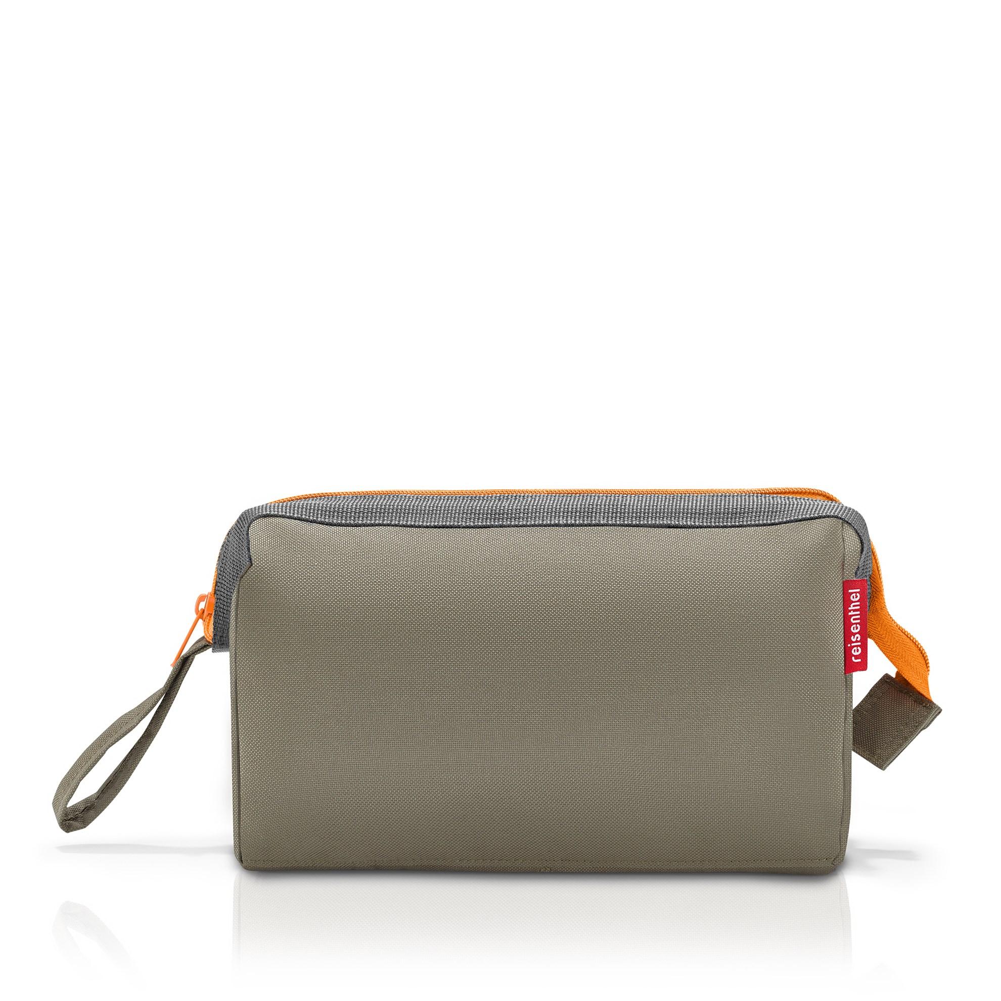 Kosmetická taška Travelcosmetic olive green_1