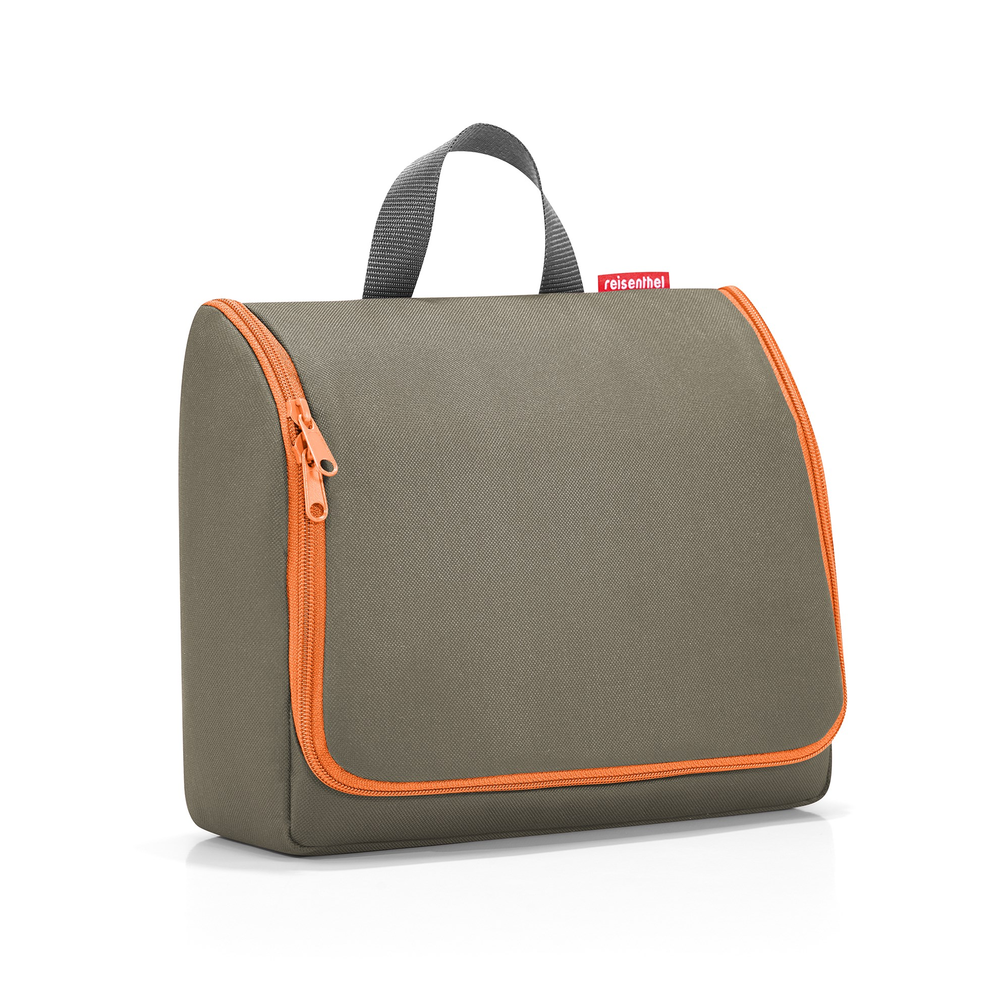 Kosmetická taška Toiletbag XL olive green_0