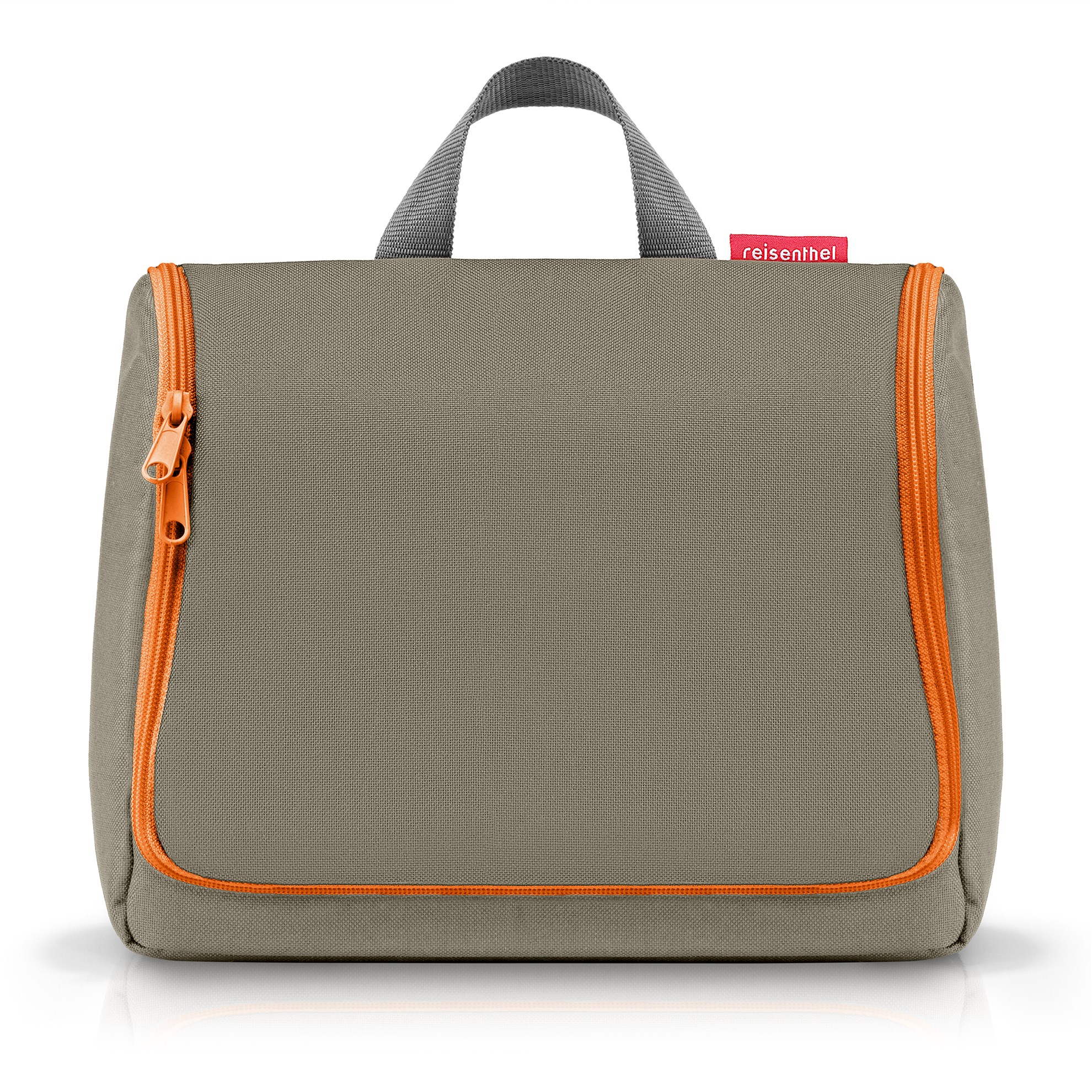 Kosmetická taška Toiletbag XL olive green_1