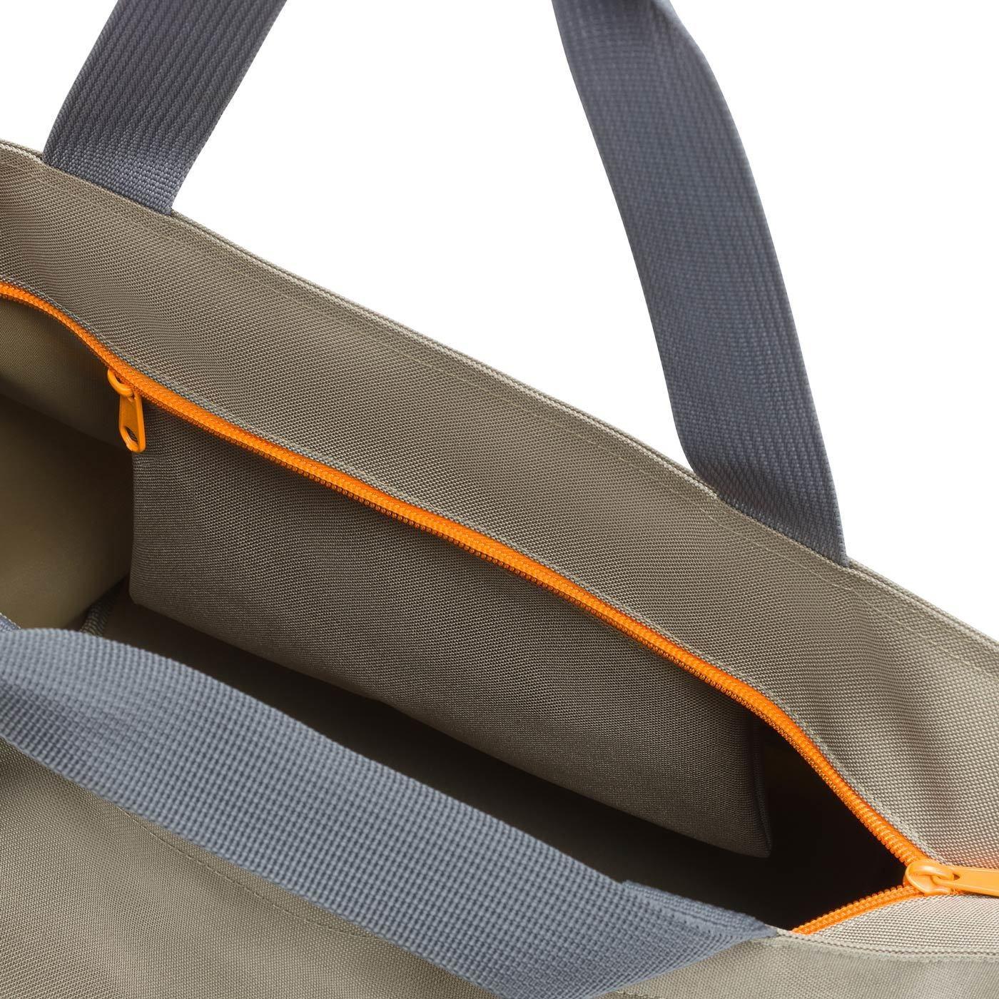 Nákupní taška Shopper M olive green_0