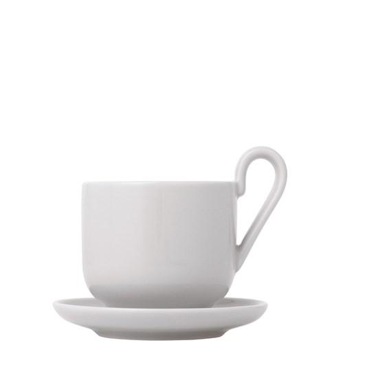 Set 2 šálků na espresso s podšálky_0