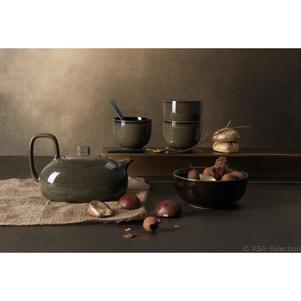 Konvice na čaj KOLIBRI 1,2 l rezavě ořechová_0