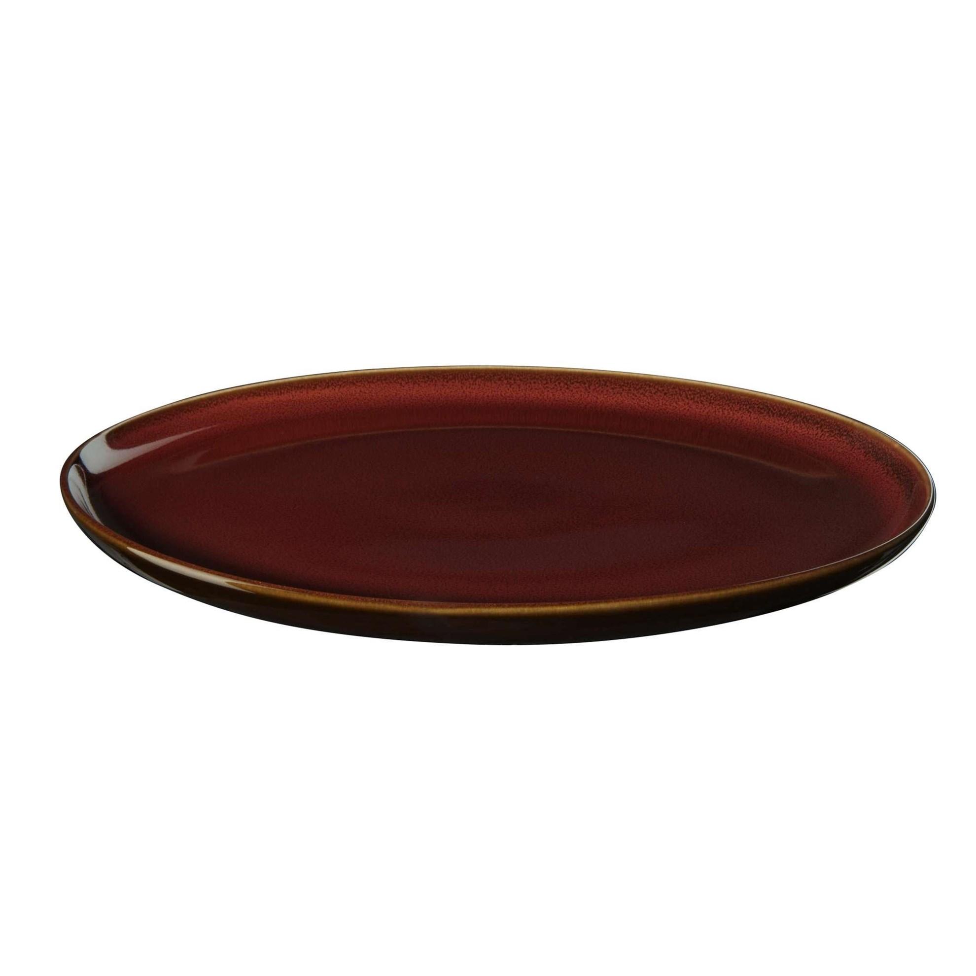 Mělký talíř ASA KOLIBRI 26,5 cm červený_3