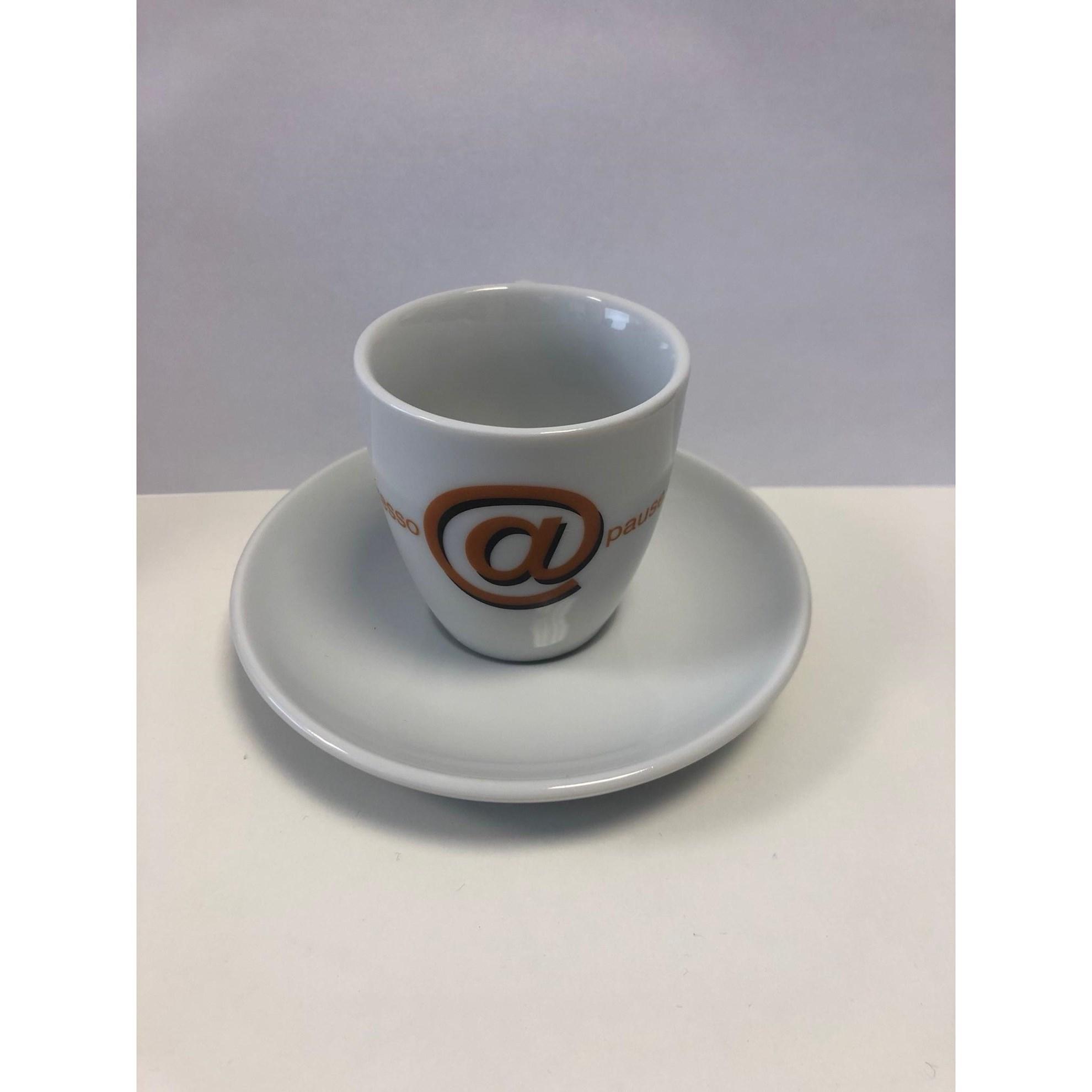 Šálek na espreso s podšálkem 80 ml_0