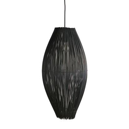 Lustr Fishtrap 66 cm černý_6