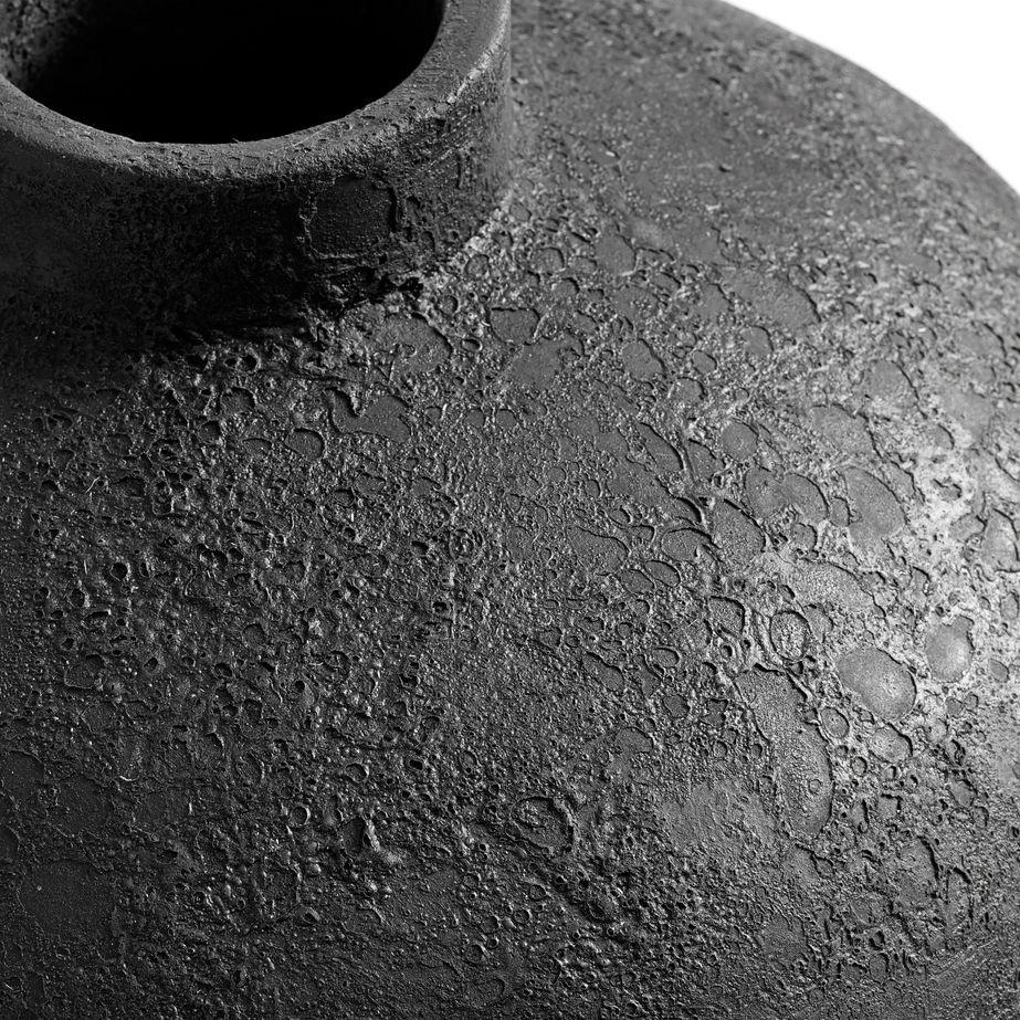 Váza Luna černá 80 cm_1
