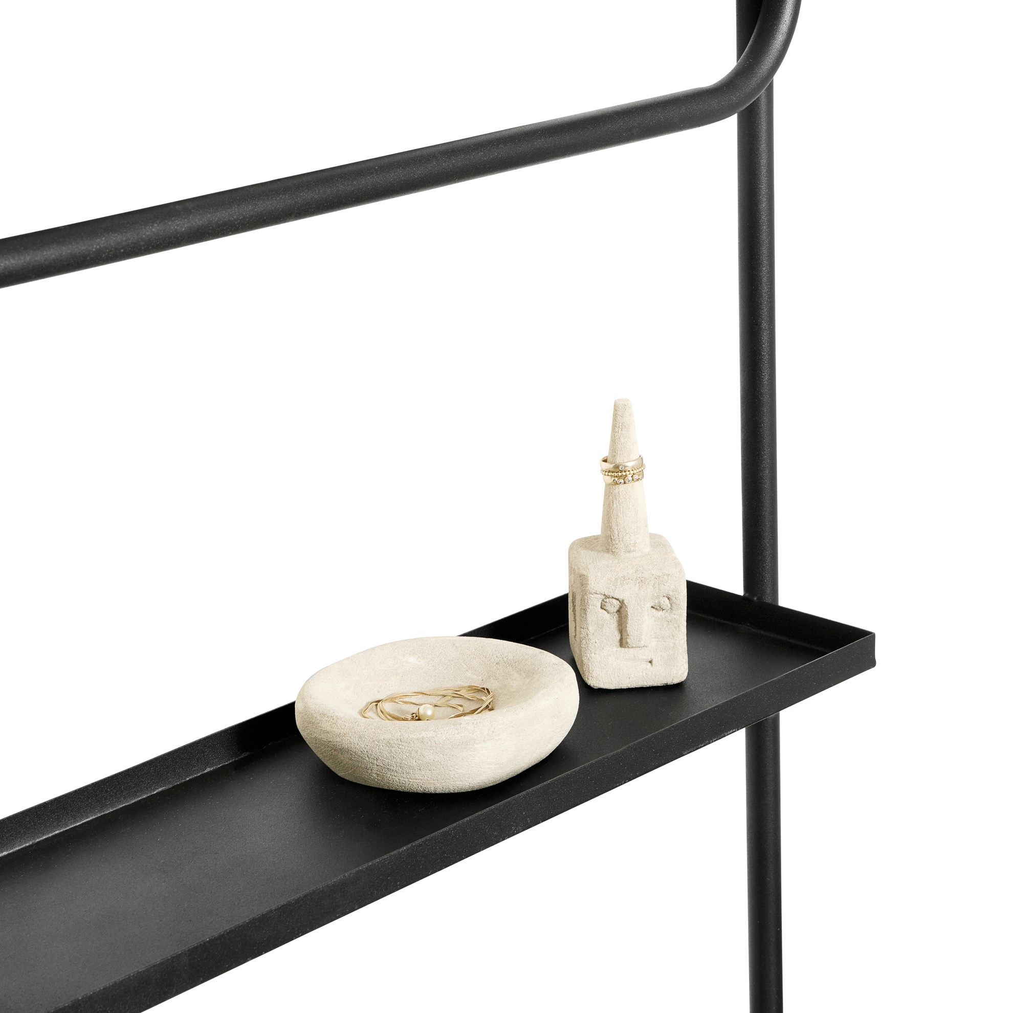 Zrcadlo with shelf Copenhagen_1