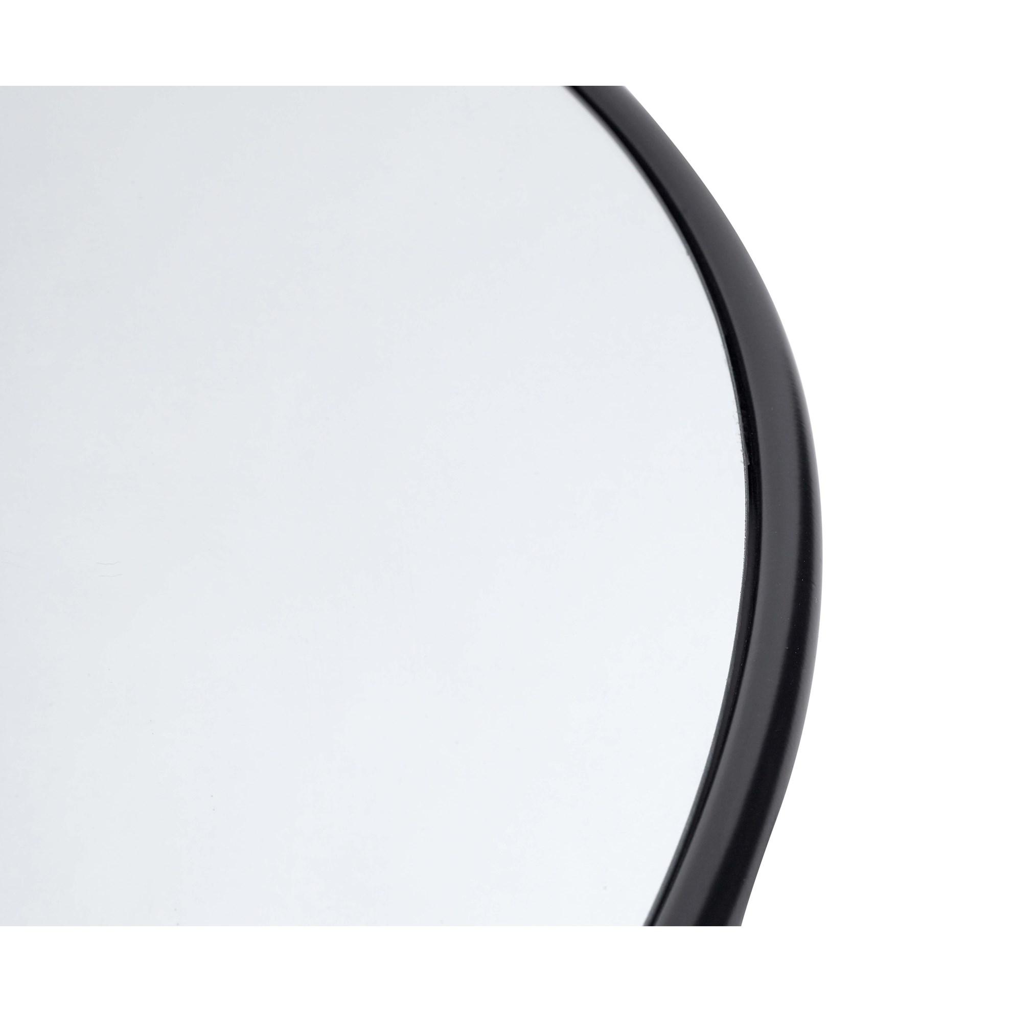 Nástěnné zrcadlo kulaté Copenhagen L_1