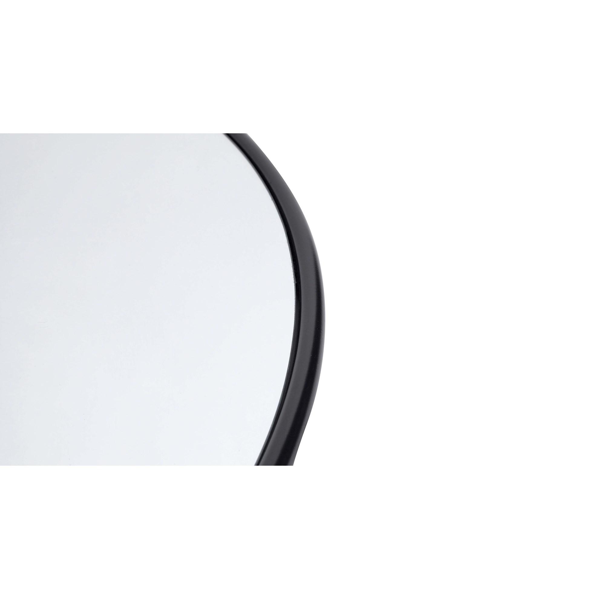 Nástěnné zrcadlo kulaté Copenhagen S_1
