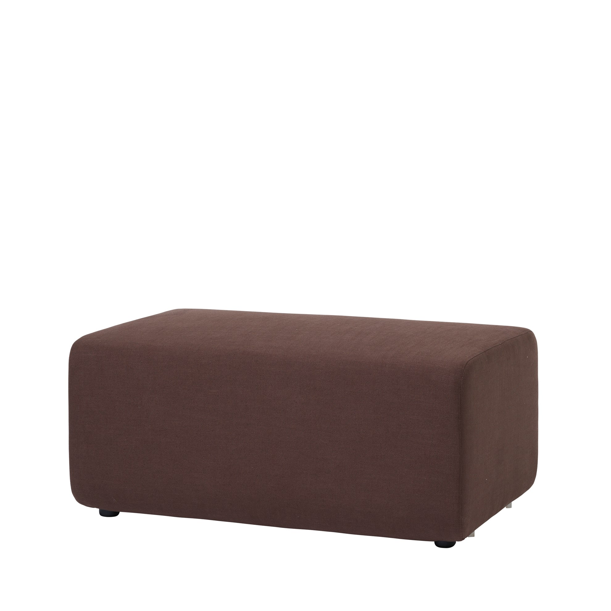Modulární pouf LAGOON, CHOCOLATE_0