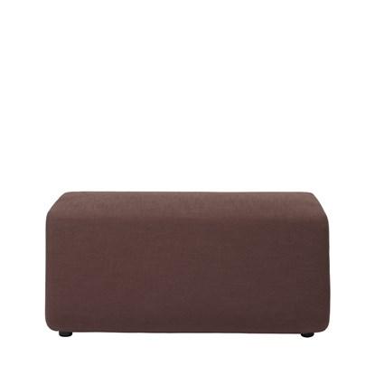 Modulární pouf LAGOON, CHOCOLATE_1