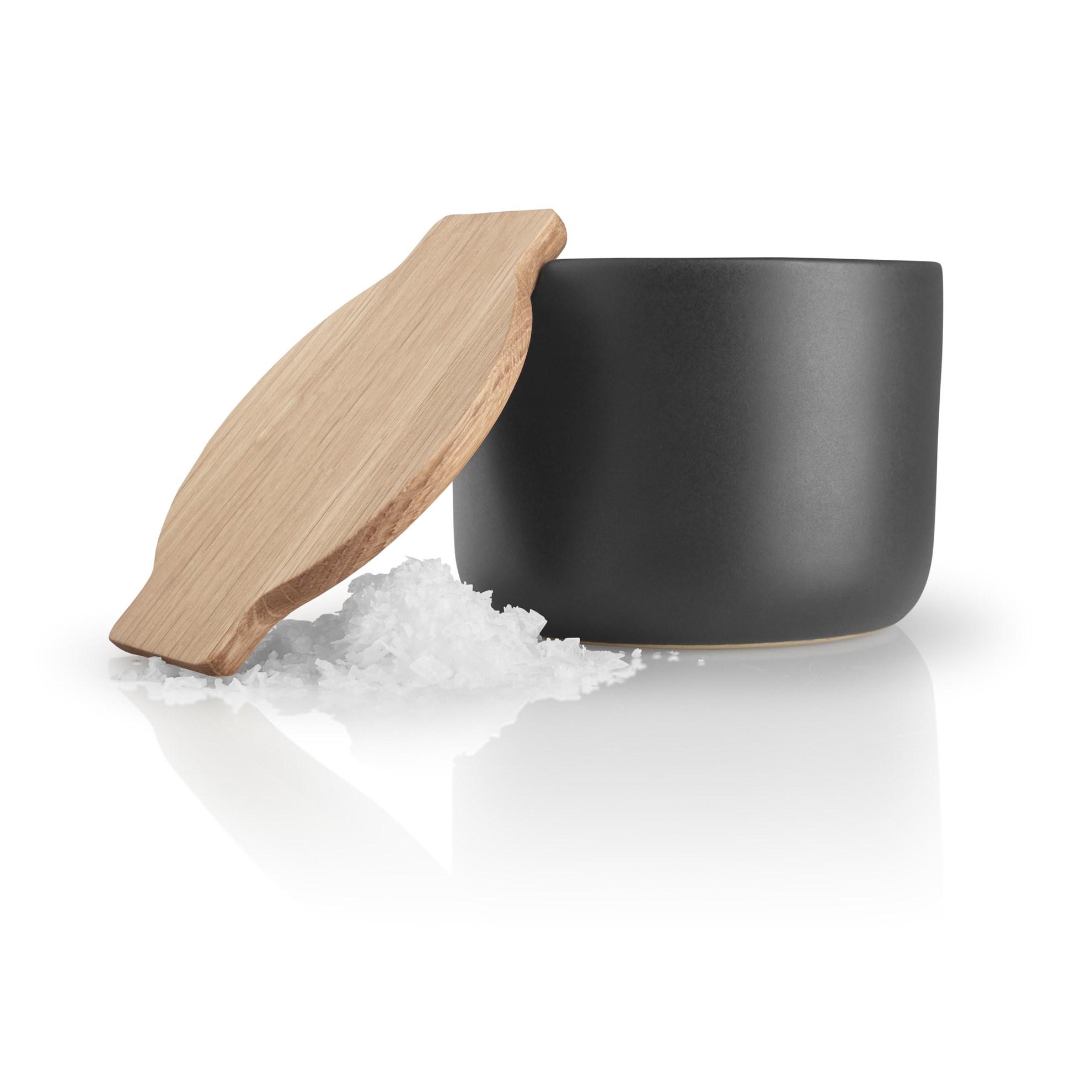 Dóza na sůl s víkem TOOLBOX černá_4