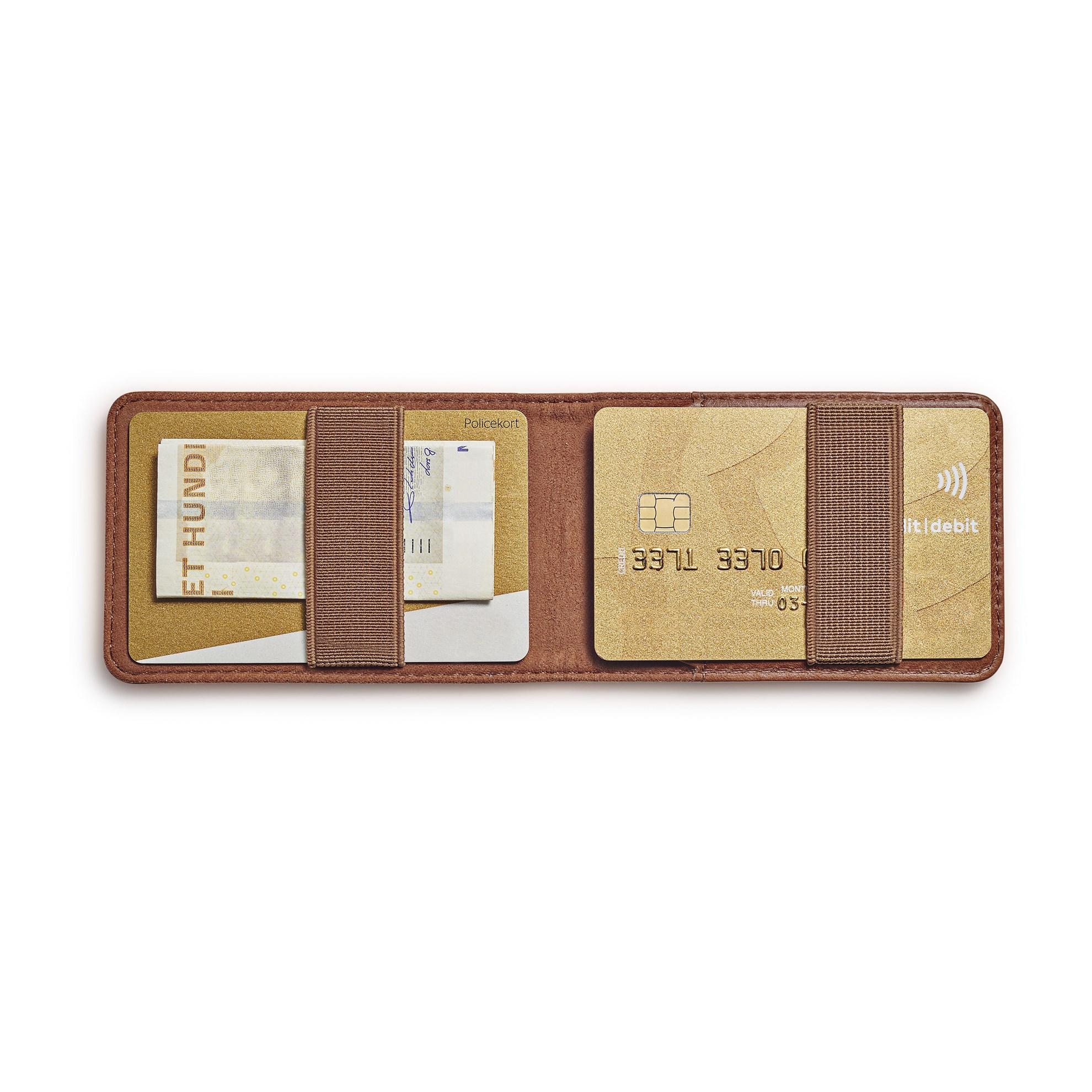 Peněženka na karty EVA SOLO cognac_1